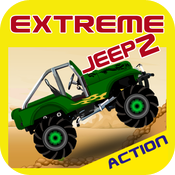 Extreme Jeep 2 FREE - Action