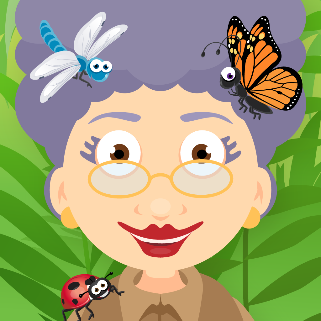 mzl.mevlannh Grandma Loves Bugs by Fairlady Media   Review & Giveaway